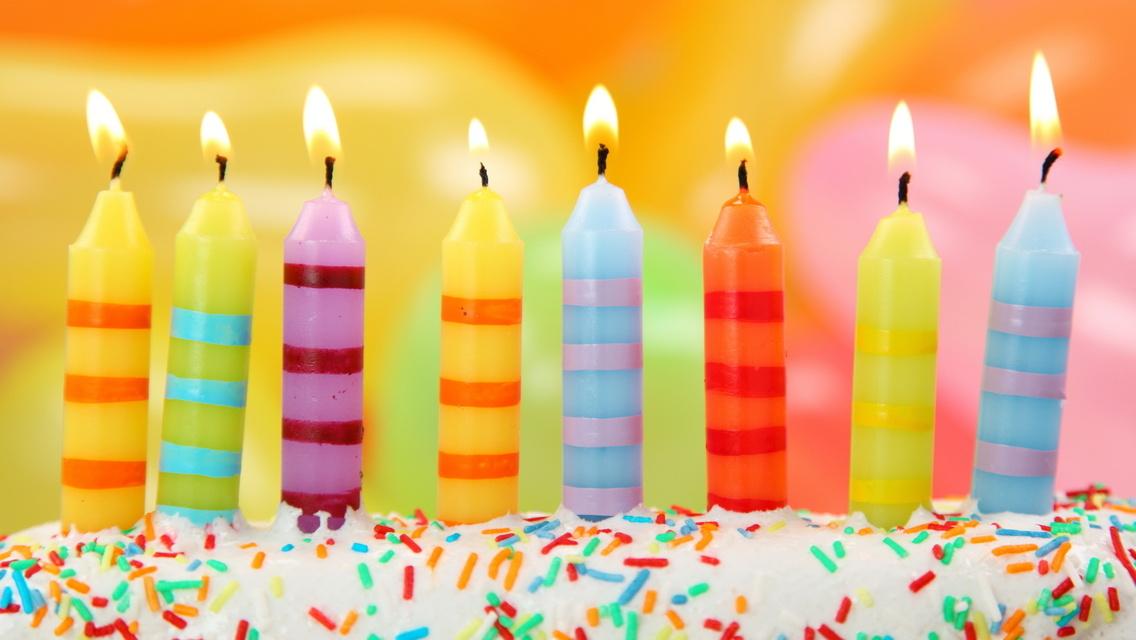 День рождения - нам 8 лет!